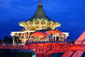 Rejser til Kuching