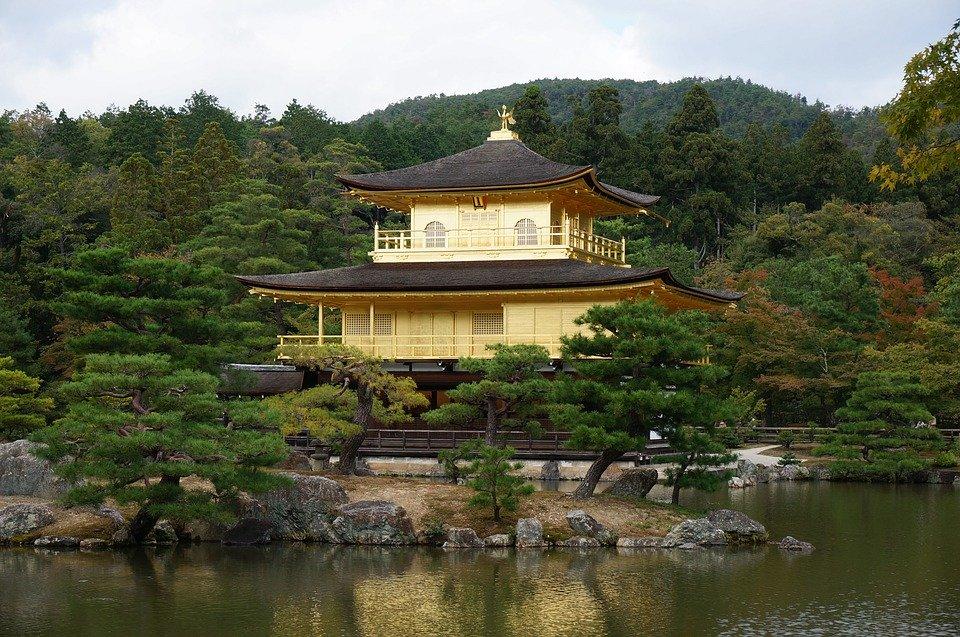 Rejser til Kyoto