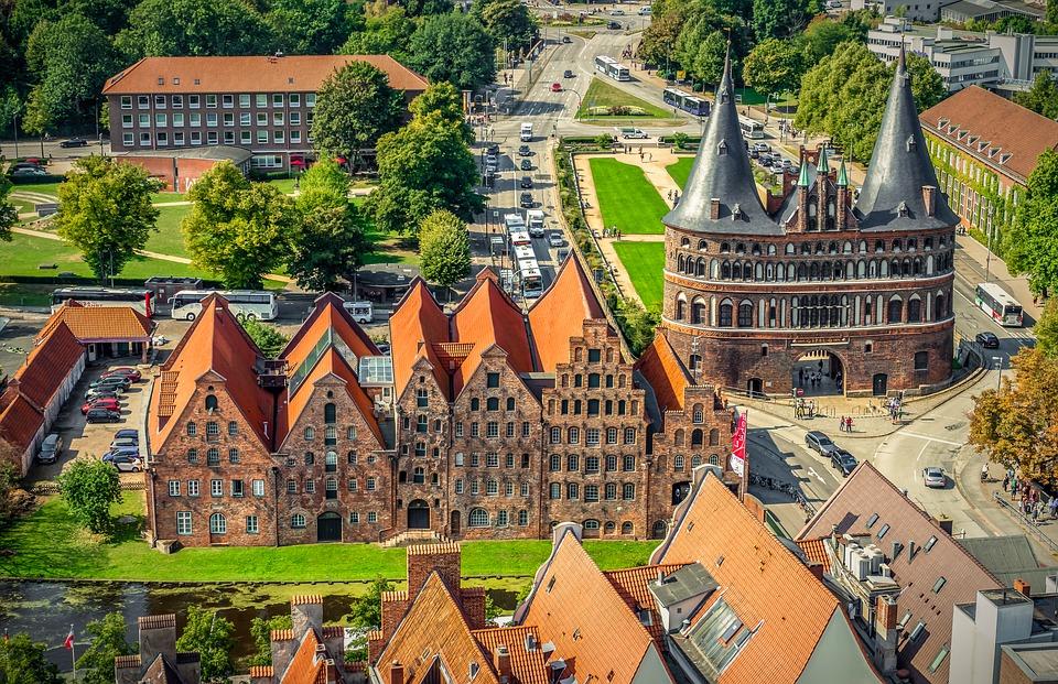 Rejser til Lübeck
