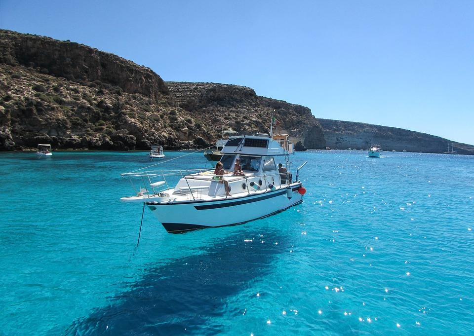 Rejser til Lampedusa