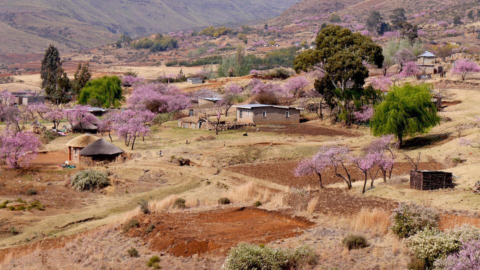 Rejser til Lesotho