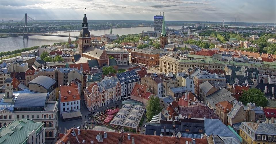 Rejser til Letland