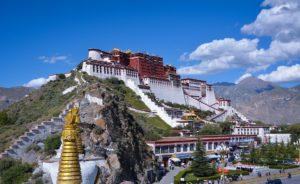 Rejser til Lhasa