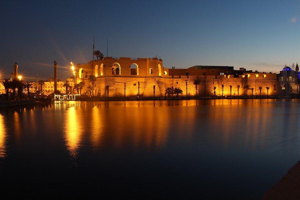 Rejser til Tripoli
