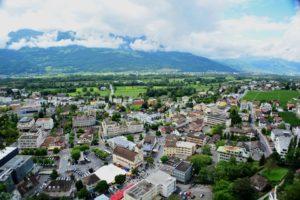 Rejser til Liechtenstein