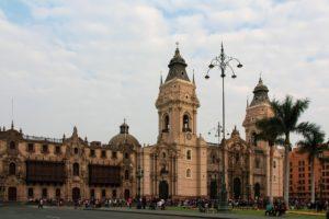 Rejser til Lima