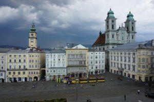 Rejser til Linz