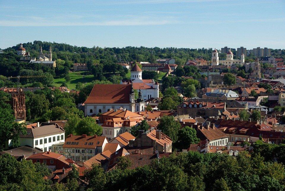 Rejser til Litauen