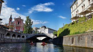 Rejser til Ljubljana