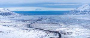 Rejser til Longyearbyen Svalbard