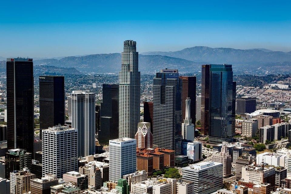 Rejser til Los Angeles