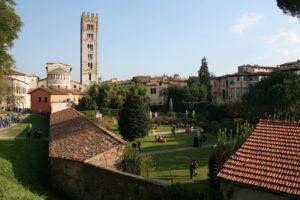 Rejser til Lucca