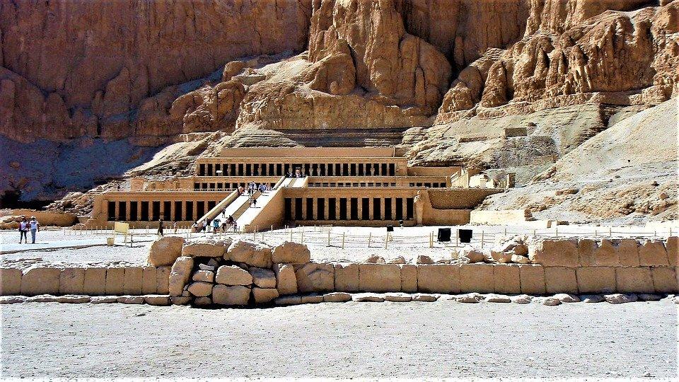 Rejser til Luxor