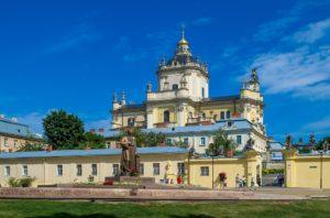 Rejser til Lviv
