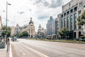 Rejser til Madrid