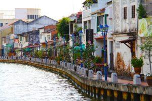 Rejser til Malacca