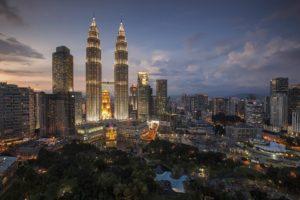 Rejser til Malaysia