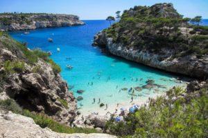 Rejser til Mallorca
