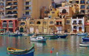 Rejser til Malta