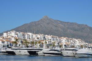 Rejser til Marbella