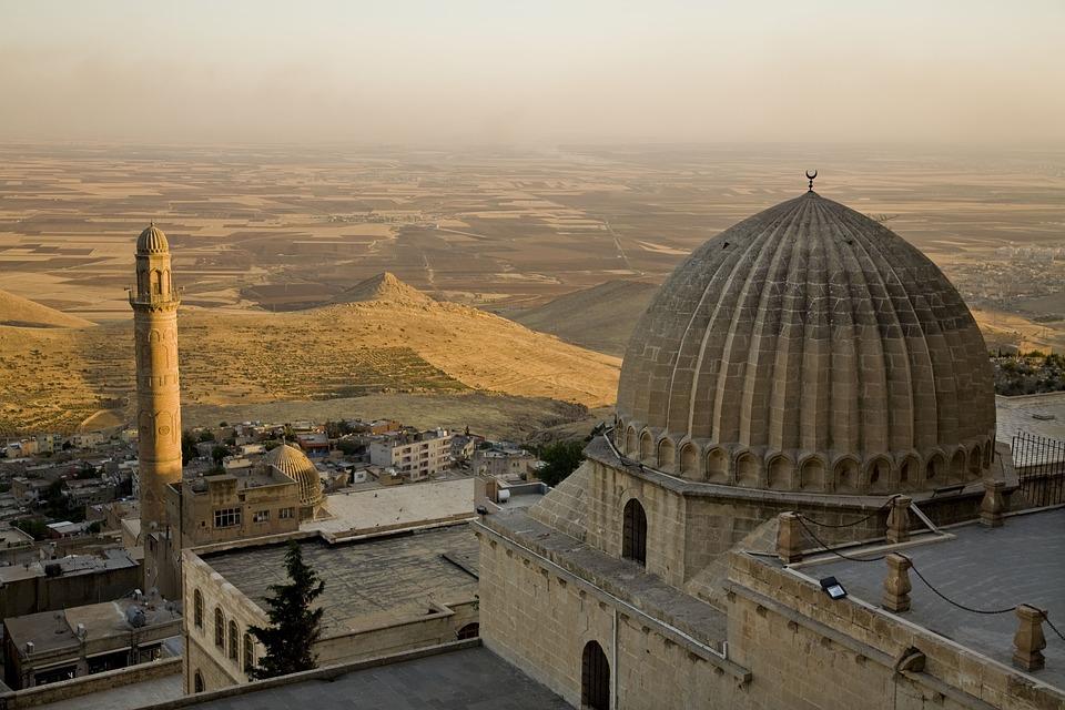Rejser til Mardin