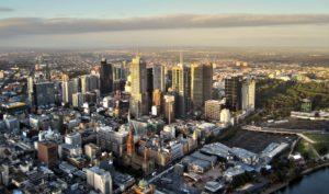 Rejser til Melbourne