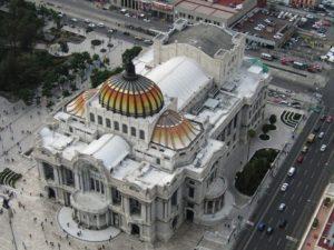 Rejser til Mexico City