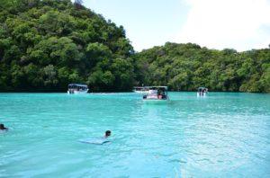 Rejser til Mikronesien
