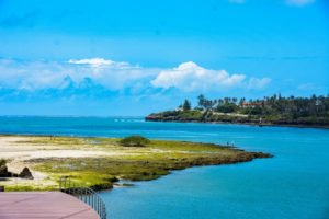Rejser til Mombasa