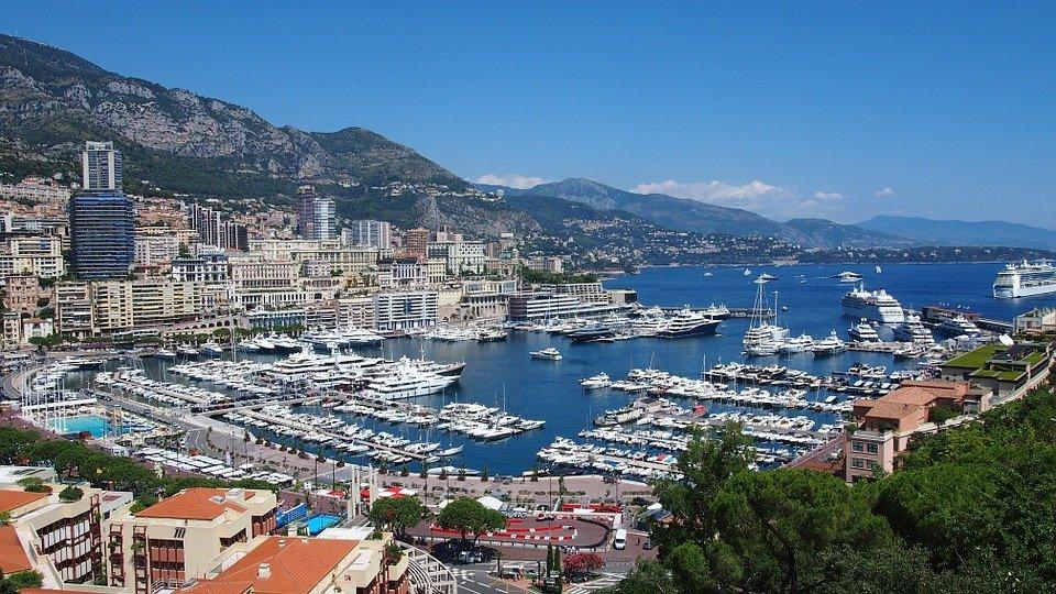 Rejser til Monaco