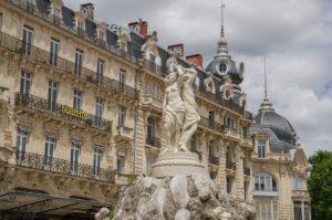 Rejser til Montpellier