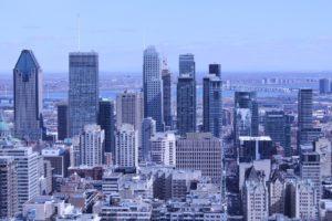 Rejser til Montreal