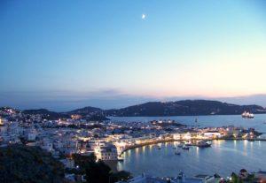 Rejser til Mykonos