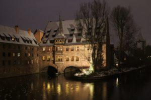 Rejser til Nürnberg