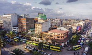 Rejser til Nairobi