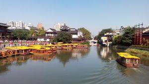 Rejser til Nanjing