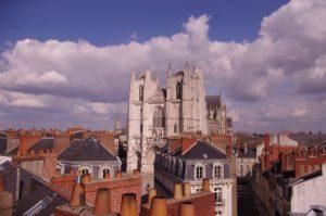Rejser til Nantes