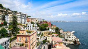 Rejser til Napoli