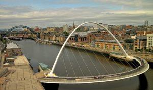 Rejser til Newcastle