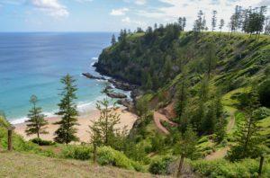 Rejser til Norfolk Island