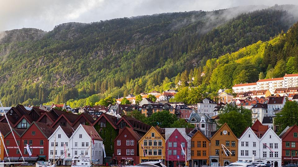 Rejser til Norge