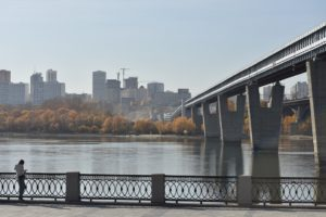 Rejser til Novosibirsk