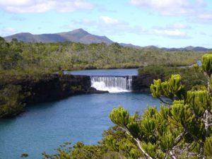 Rejser til Ny Kaledonien