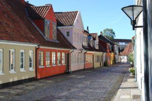 Rejser til Odense