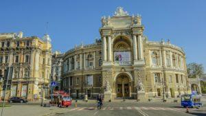 Rejser til Odessa