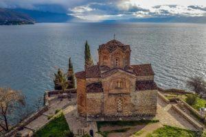 Rejser til Ohrid