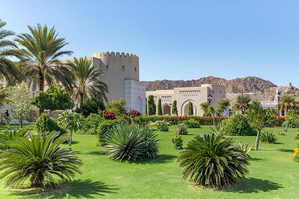 Rejser til Oman