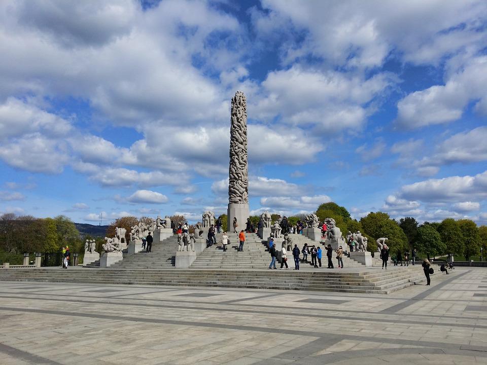 Rejser til Oslo