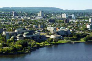 Rejser til Ottawa