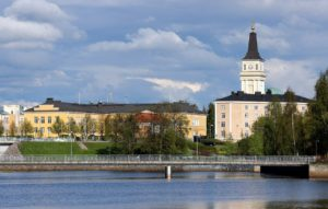 Rejser til Oulu